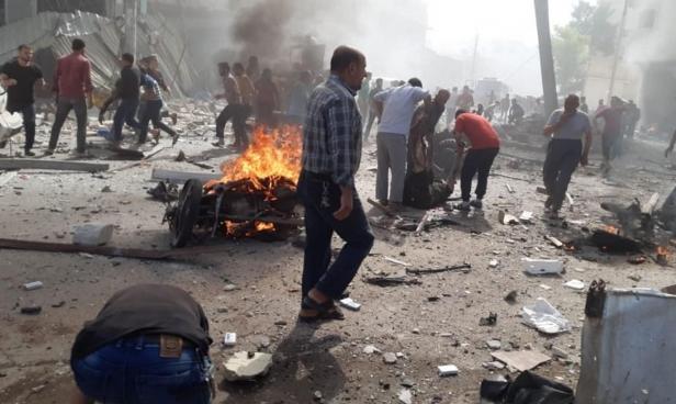 """سورية: 30 قتيلا بمعارك بين قوات النظام و""""داعش"""""""