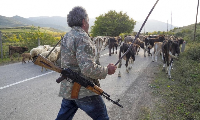 انهيار الهدنة الثالثة وتجدد الاشتباكات بين أذربيجان وأرمينيا