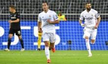 ريال مدريد يفلت من الخسارة أمام مونشنغلادباخ