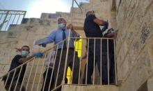 القدس: مجلس الأوقاف يطالب بالإفراج عن الشيخ بكيرات وإعادة المقتنيات المصادرة
