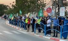 وقفتان احتجاجيتان ضد الإساءة للنبيّ في عرعرة النقب وجديدة المكر