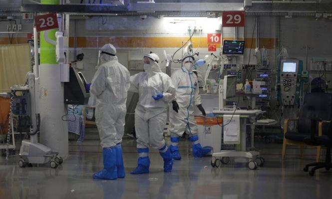 الصحة الإسرائيلية: حالتا وفاة بكورونا و1.8% من الفحوصات موجبة