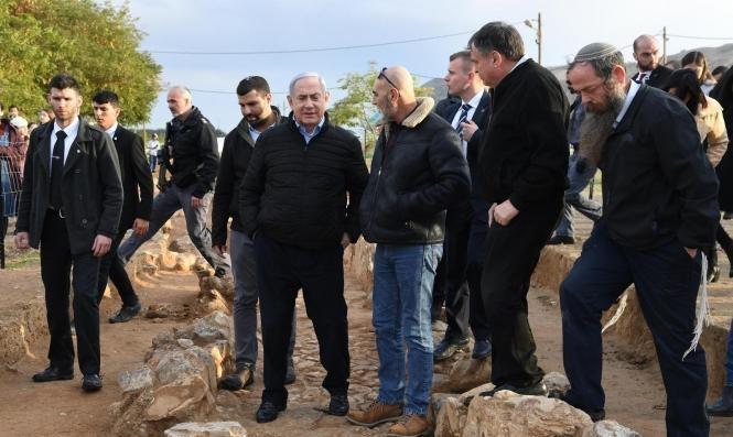 قادة المستوطنات يقاطعون اجتماعا مع نتنياهو