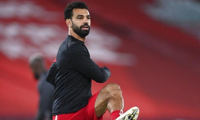محمد صلاح يثير القلق في ليفربول