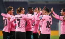 دوري الأبطال: ميسي يقود برشلونة لهزيمة يوفنتوس