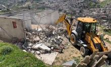 الاحتلال يشن حملة هدم هي الأوسع على القدس في 2020