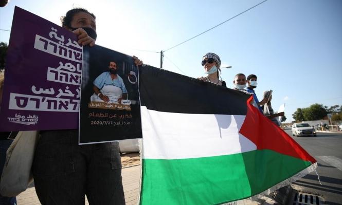العليا الإسرائيلية ترفض الإفراج عن الأسير الأخرس أو نقله لمشفى فلسطينيّ