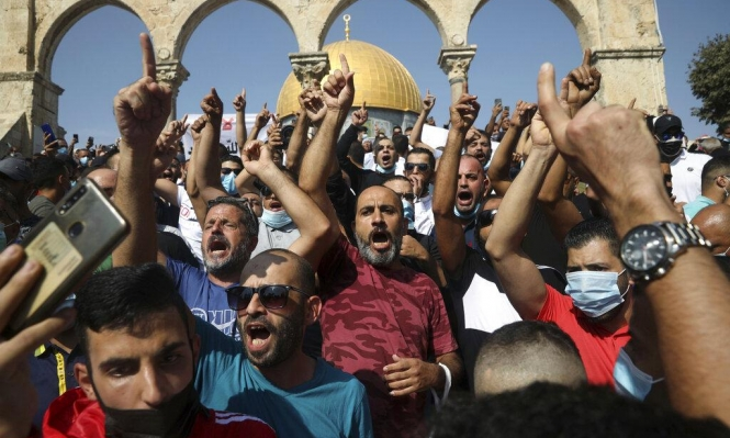 تظاهرات ضد فرنسا في دول إسلامية وعربية عدة