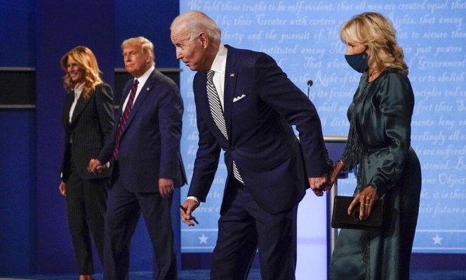 عائلات مثيرة للجدل لمرشحي الرئاسة الأميركيّة: الأول كثير الزيجات والثاني أبٌ لمدمن