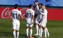 ريال مدريد يسحق هويسكا برباعية مقابل هدف