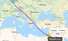هل فتحت إسرائيل أجواءها للطيران المتّجه للسعودية؟