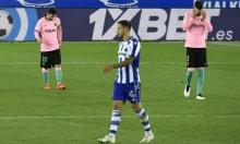 برشلونة يتعثر مجددا في الليغا