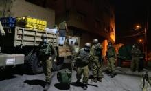 اعتقالات بالضفة والقدس ومداهمة منزل الأسير أبو بكر في يعبد