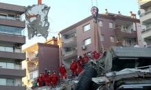 ارتفاع حصيلة زلزال إزمير إلى 51