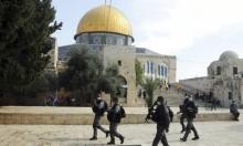 """أولمرت: يحظر منح سيادة حصرية على الحرم القدسي لـ""""غرباء"""""""