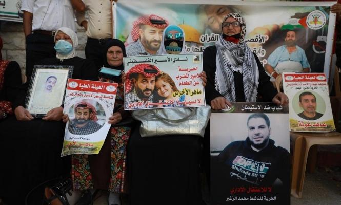قراقع: إسرائيل تخطّط لقتل الأسير الأخرس