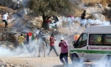 مواجهات واعتقالات بالضفة وتوغل محدود بغزة