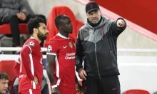 مدرب ليفربول يدافع عن محمد صلاح