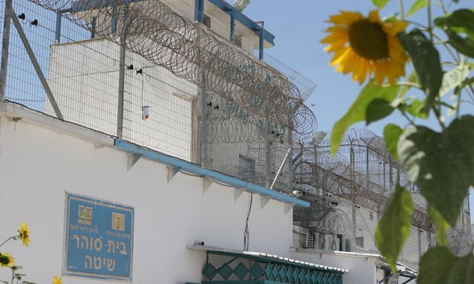 """إصابة 73 أسيرا في سجن """"جلبوع"""" بفيروس كورونا"""
