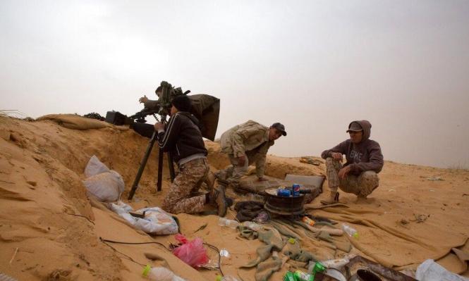 ليبيا: اللجنة العسكرية المشتركة تتفق على بنود تطبيق وقف إطلاق النار