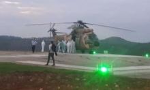 نقل مسؤول عسكري أردني لمستشفى هداسا في القدس بعد إصابته بكورونا