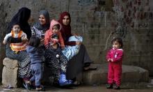 لاجئ سوري يحرق نفسه بلبنان بسبب الفقر