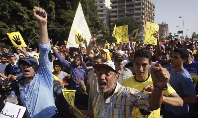 مصر: الحكم بالسجن 15 عاما على 59 معتقلا للاشتراك باعتصام رابعة