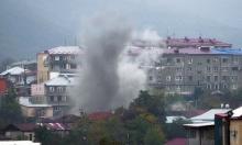 مقتل 3 مدنيين إثر قصف بالقرب من مدينة في قره باغ