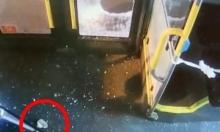 يافا: تصريح مدع ضد 3 قاصرين بإلقاء حجارة على حافلة