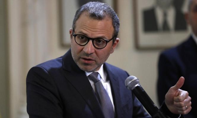 لبنان: واشنطن تعتزم فرض عقوبات على جبران باسيل