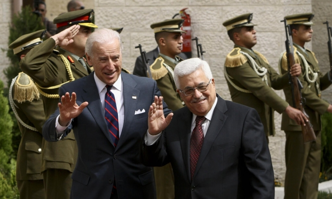 مسؤول أمني إسرائيلي: بايدن لن يسارع للاعتناء بالقضية الفلسطينية