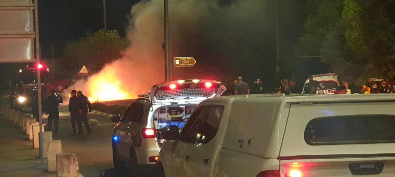حادث طرق في حيفا: العثور على جثة واعتقال 5 مشتبهين من بسمة طبعون