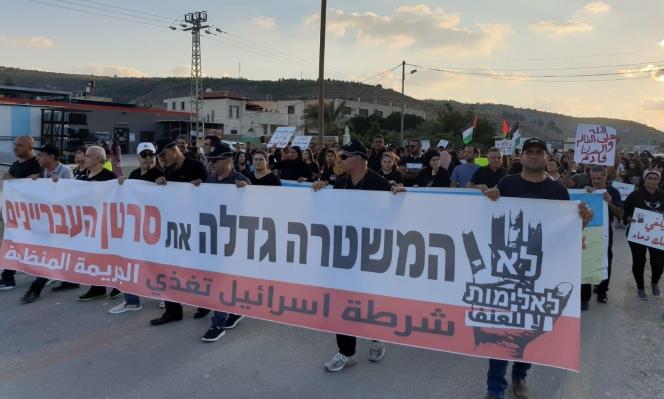 الخطة الحكوميّة لمكافحة العنف والجريمة: رفض وقبول دون خطة عربيّة بديلة