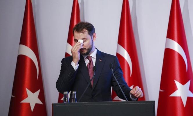 إردوغان يقبل استقالة صهره ويعين ألوان وزيرا للمالية