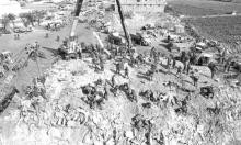 سيارة مفخخة وليس تسرب غاز تسبب بانفجار مقر الاحتلال بصور عام 1982