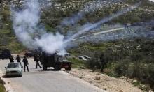 بيت لحم: إصابات في مسيرة طلابية تحيي ذكرى استشهاد ياسر عرفات