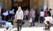 حالة وفاة و104 إصابات جديدة بكورونا في القدس المحتلّة