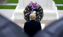 ترامب يظهر في أول مناسبة عامة منذ خسارته الانتخابات الرئاسية