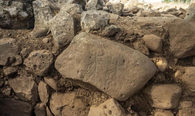اكتشاف قلعة في الجولان المحتل تعود إلى ثلاثة آلاف سنة