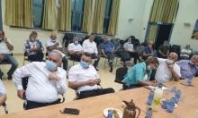المتابعة تدعو للتصدي لمصادرة الأراضي في الجليل الغربي ضمن مشروع تحلية المياه