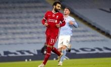 إصابة اللاعب محمد صلاح بفيروس كورونا