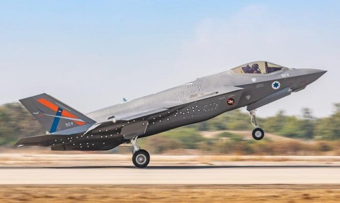 إسرائيل تحصل على طائرة F35i لتجارب متطورة وقدرات سرية