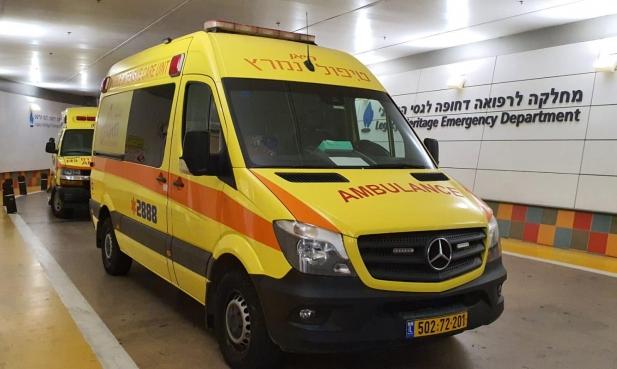 كفر ياسيف: إصابة شاب في جريمة إطلاق نار
