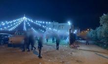 كورونا: تفريق أعراس برهط والطيبة وقلنسوة وإصابات بكفر قاسم وجسر الزرقاء