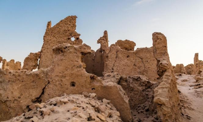مصر: ترميم قلعة سيوة للحث على السياحة البيئية