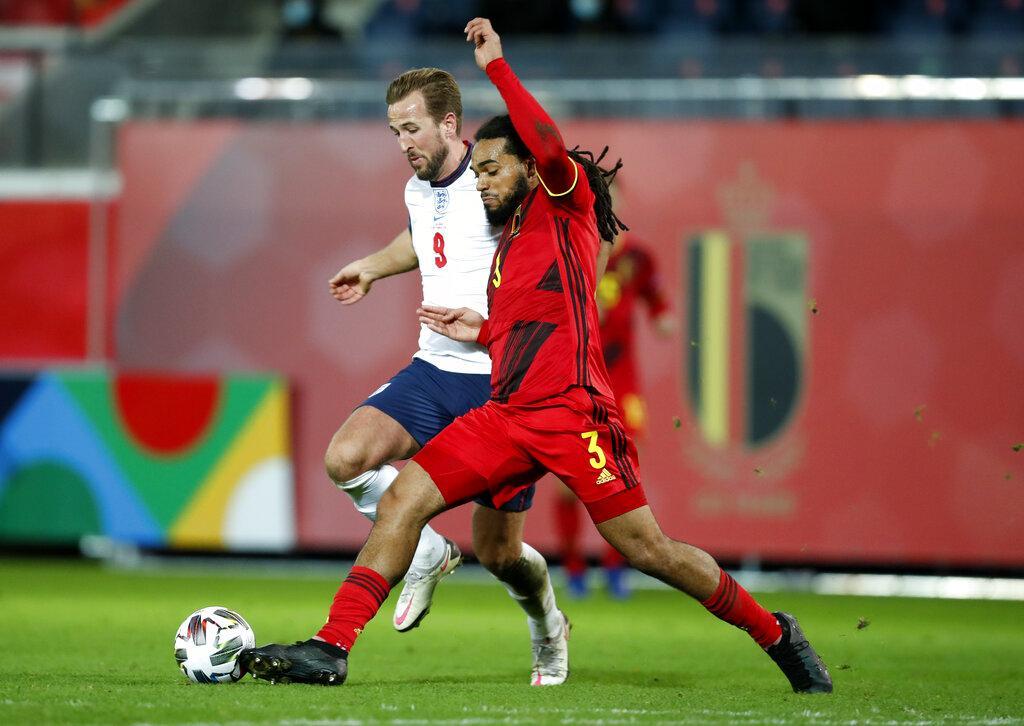 دوري أمم أوروبا: بلجيكا تصعق إنجلترا وتعزز صدارتها