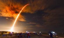 """""""سبايس إكس"""" تطلق صاروخها الأول للفضاء"""