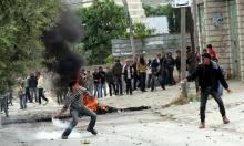 إصابات خلال مواجهات مع الاحتلال في مخيم قلنديا