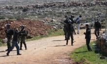 اعتقالات بالضفة والقدس وتوغل عسكري بغزة