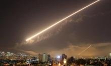 10 قتلى في غارات إسرائيلية على مواقع إيرانية في سورية